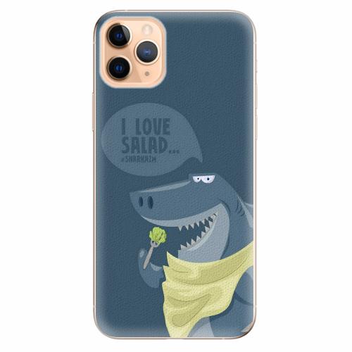 Silikonové pouzdro iSaprio - Love Salad - iPhone 11 Pro Max
