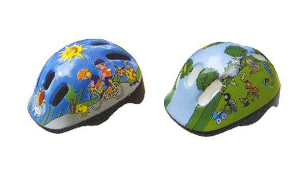 Dětská cyklo helma - vel. XS (44-48cm)