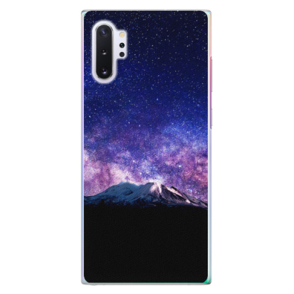 Plastové pouzdro iSaprio - Milky Way - Samsung Galaxy Note 10+