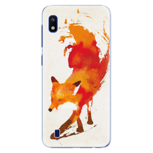 Plastové pouzdro iSaprio - Fast Fox - Samsung Galaxy A10