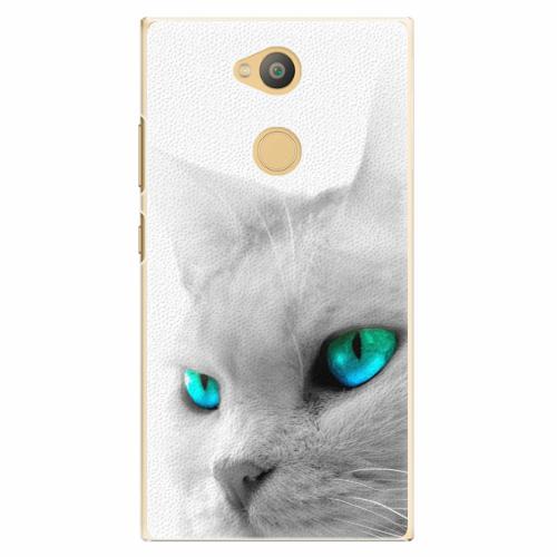 Plastový kryt iSaprio - Cats Eyes - Sony Xperia L2