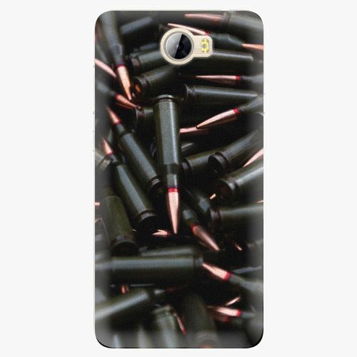 Plastový kryt iSaprio - Black Bullet - Huawei Y5 II / Y6 II Compact