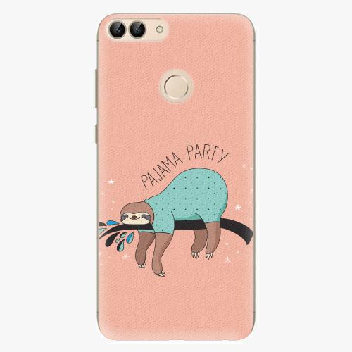 Silikonové pouzdro iSaprio - Pajama Party - Huawei P Smart