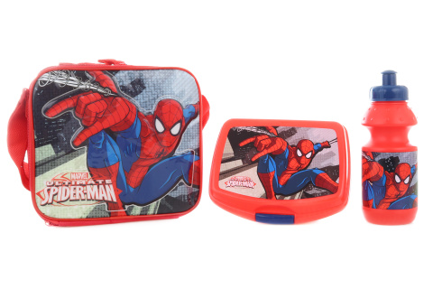 Svačinová sada Spiderman