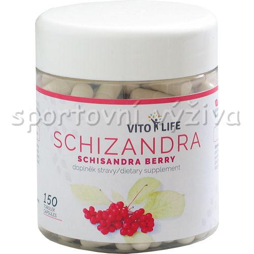 Schizandra čínská 150 kapslí