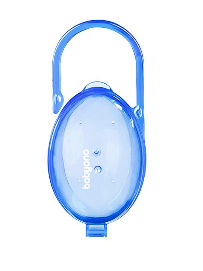Pouzdro na dudlík Baby Ono - modrá