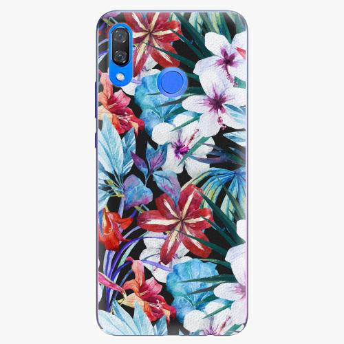Plastový kryt iSaprio - Tropical Flowers 05 - Huawei Y9 2019