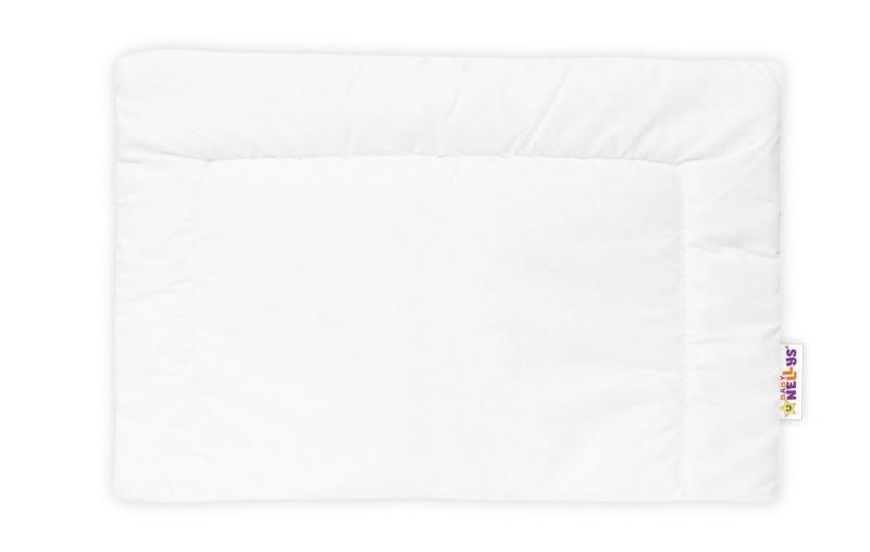 Samostatný polštářek 40 x 60 cm - bílý - 135x90