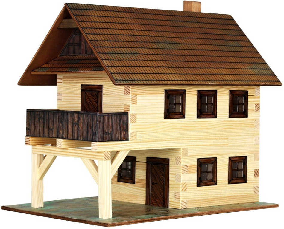 WALACHIA Radnice 33W14 dřevěná stavebnice