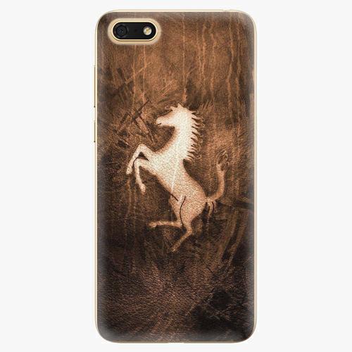 Plastový kryt iSaprio - Vintage Horse - Huawei Honor 7S