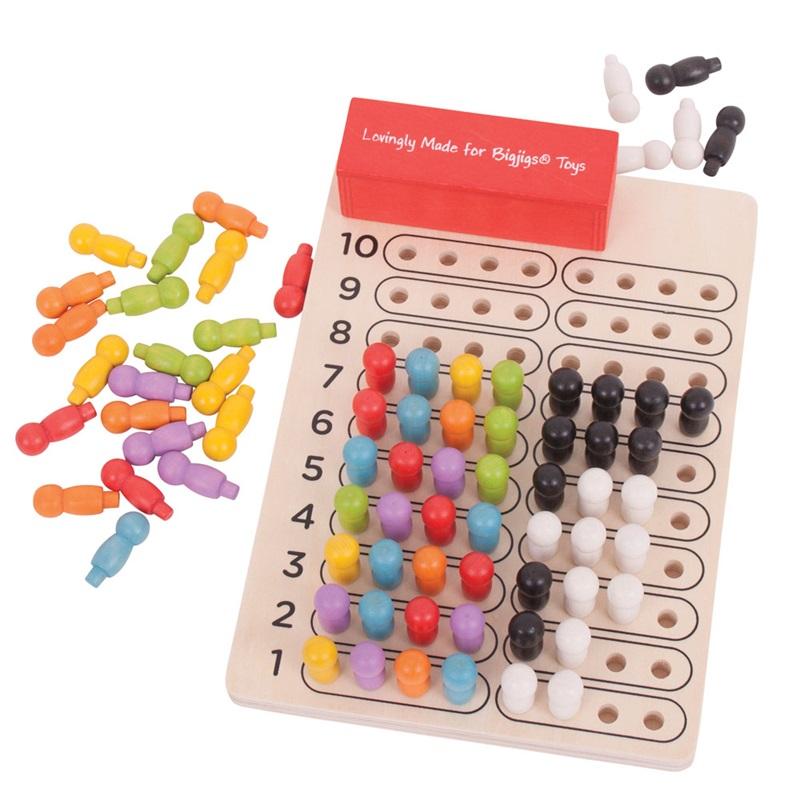 Bigjigs Toys Logik