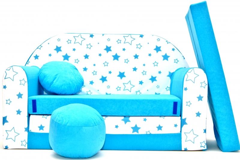 rozkladaci-detska-pohovka-nellys-85r-magic-stars-modre