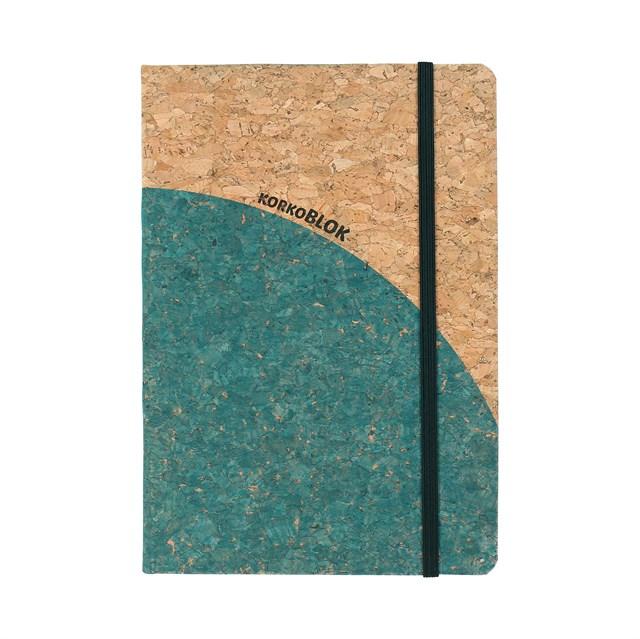 Korkobloky - Zelený korkoblok