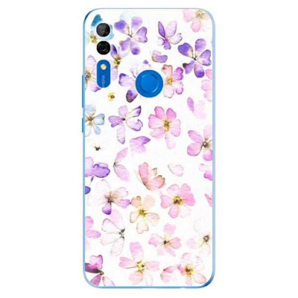 Odolné silikonové pouzdro iSaprio - Wildflowers - Huawei P Smart Z