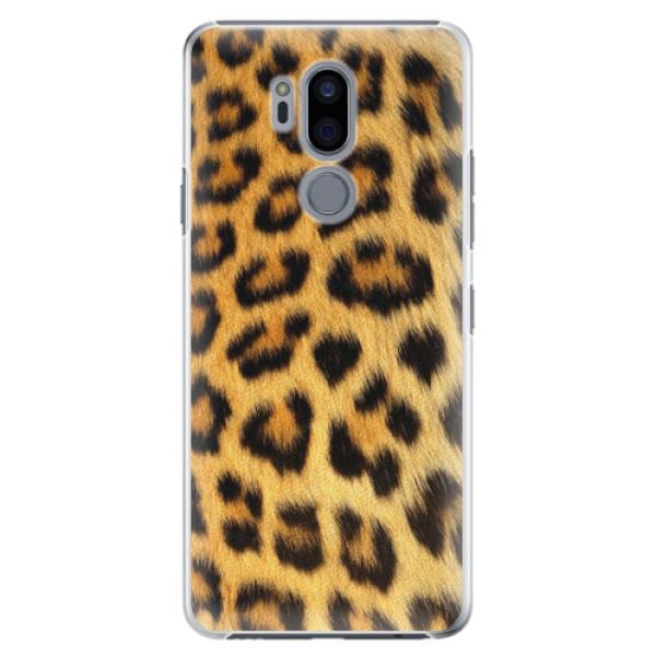 Plastové pouzdro iSaprio - Jaguar Skin - LG G7