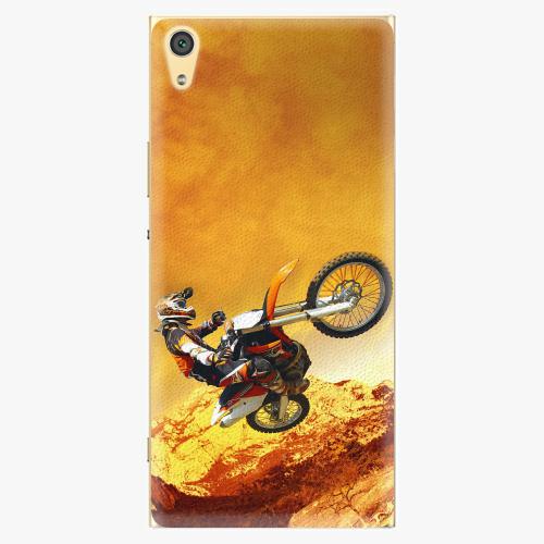 Plastový kryt iSaprio - Motocross - Sony Xperia XA1 Ultra
