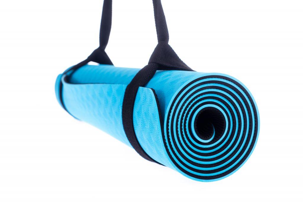 Popruh k podložce na jógu