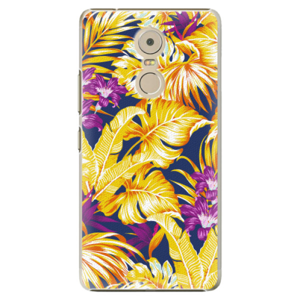 Plastové pouzdro iSaprio - Tropical Orange 04 - Lenovo K6 Note