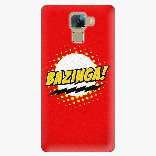 Plastový kryt iSaprio - Bazinga 01 - Huawei Honor 7