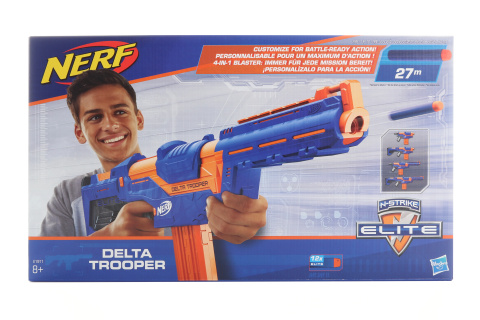 Nerf Delta Trooper TV 1.9.-31.12.2018