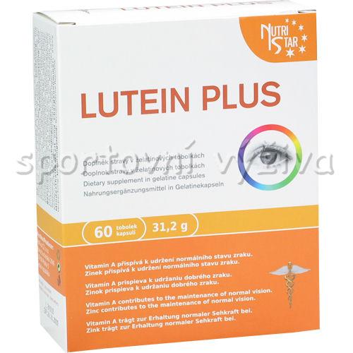 Lutein Plus 90 kapslí