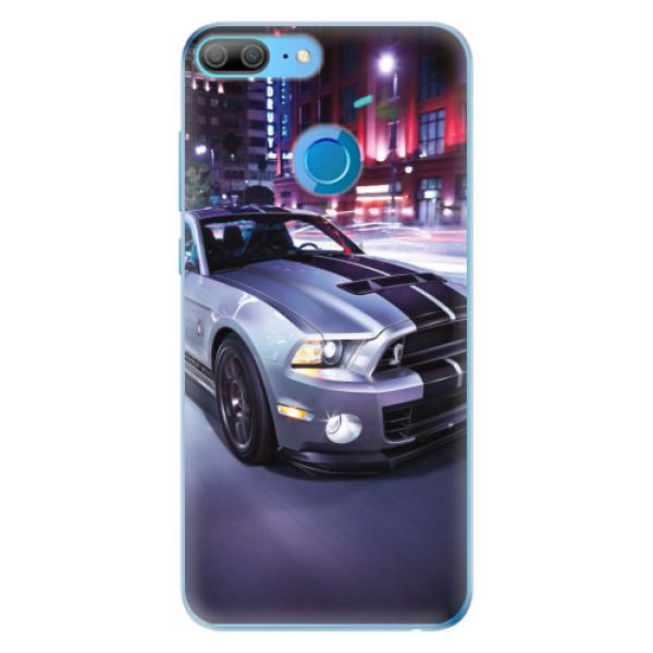 Odolné silikonové pouzdro iSaprio - Mustang - Huawei Honor 9 Lite