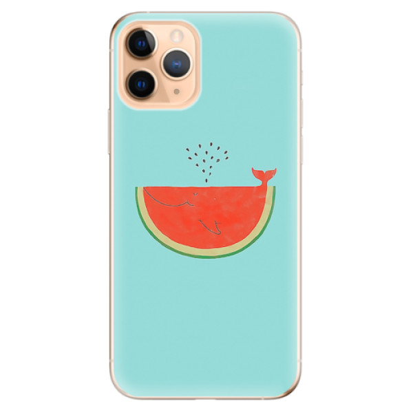 Odolné silikonové pouzdro iSaprio - Melon - iPhone 11 Pro