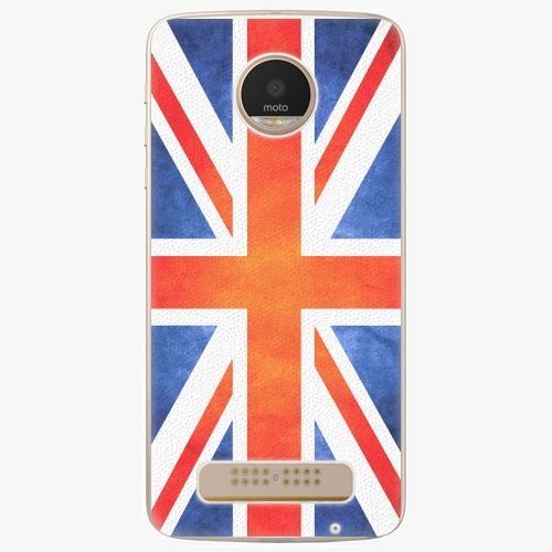 Plastový kryt iSaprio - UK Flag - Lenovo Moto Z Play
