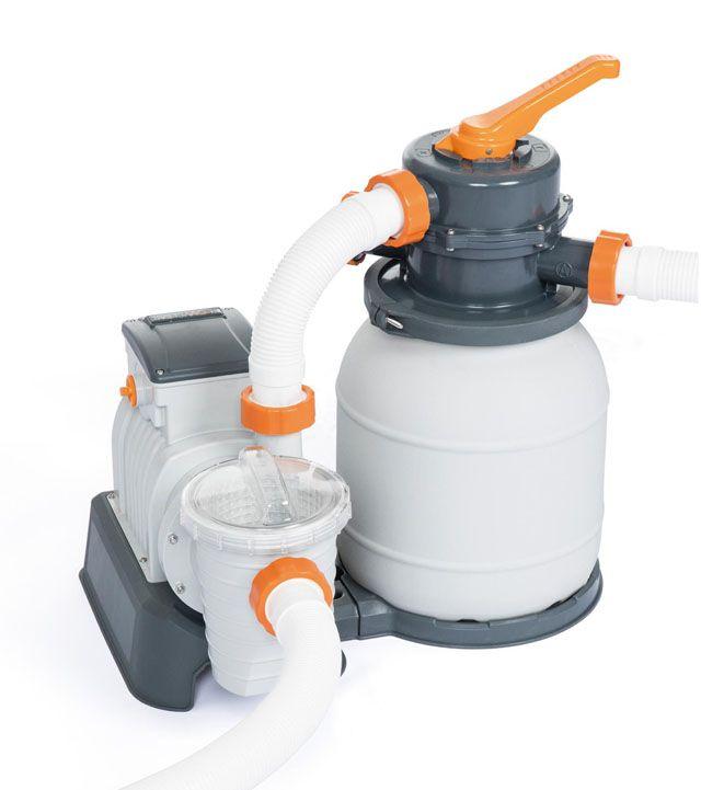 Písková filtrace k bazénům 230 V