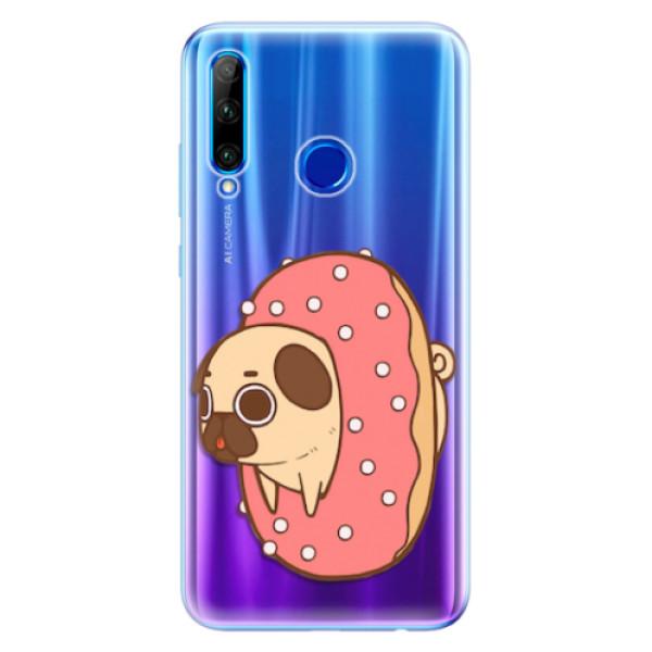Odolné silikonové pouzdro iSaprio - Dog 04 - Huawei Honor 20 Lite