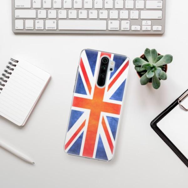Plastové pouzdro iSaprio - UK Flag - Xiaomi Redmi Note 8 Pro
