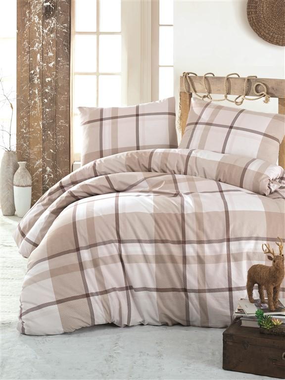 Přehoz přes postel dvoulůžkový Sába béžová, Výběr rozměru: