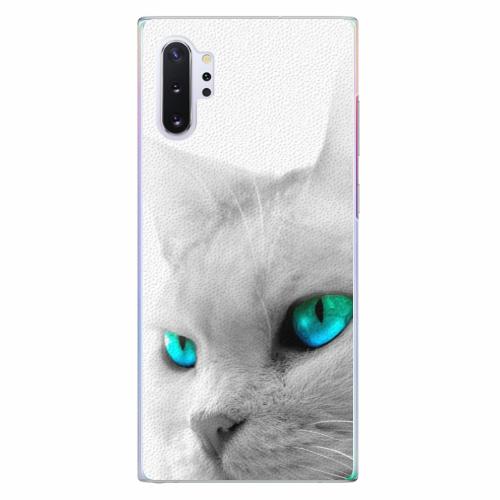 Plastový kryt iSaprio - Cats Eyes - Samsung Galaxy Note 10+