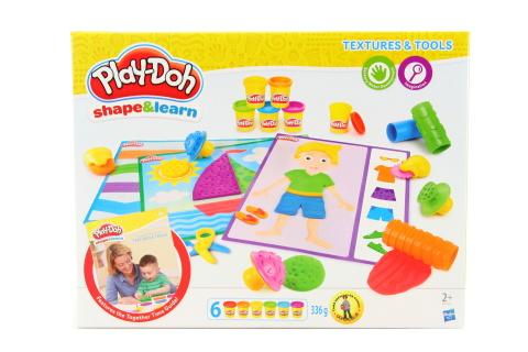 Play-Doh Textury & Nástroje TV 1.8. - 30.9.2018