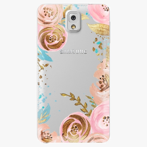 Plastový kryt iSaprio - Golden Youth - Samsung Galaxy Note 3