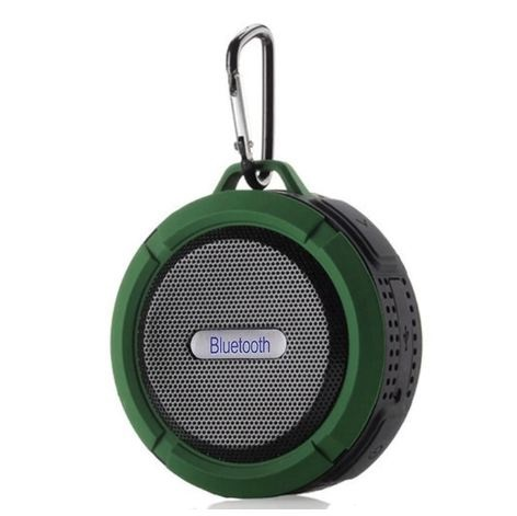 Mini bluetooth reproduktor - Zelená