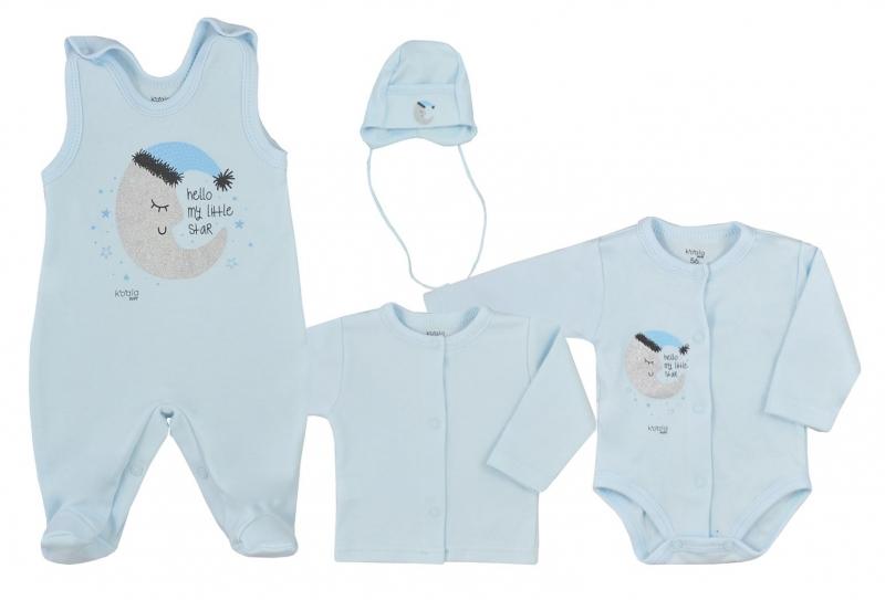 koala-baby-4-dilna-bavlnena-soupravicka-do-porodnice-moon-modra-vel-68-68-4-6m