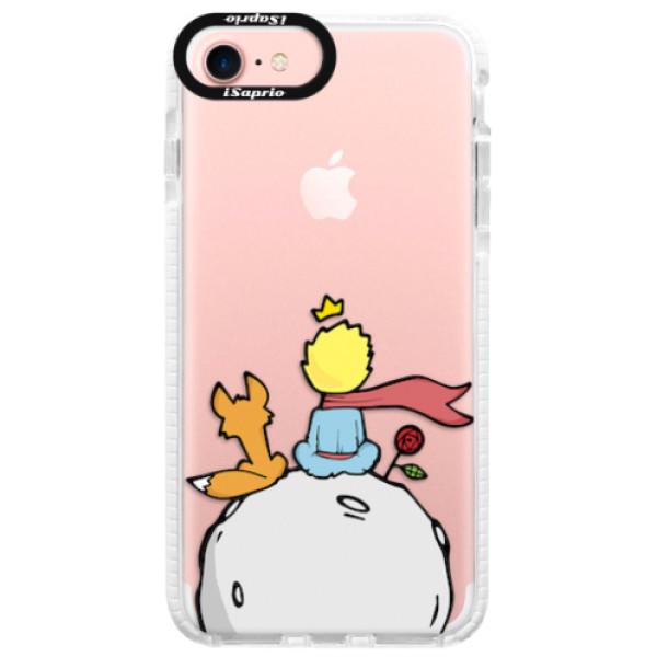 Silikonové pouzdro Bumper iSaprio - Prince - iPhone 7