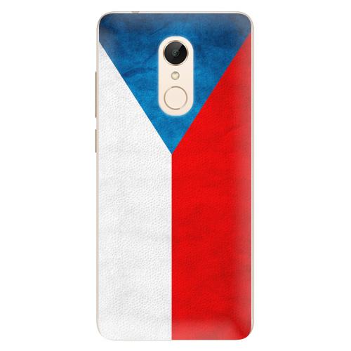 Plastový kryt iSaprio - Czech Flag - Xiaomi Redmi 5