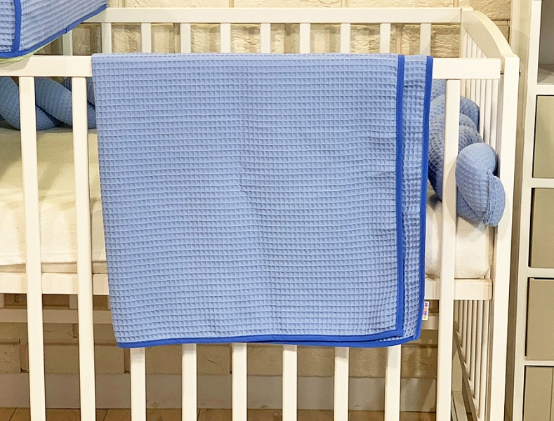 baby-nellys-detska-kojenecka-deka-90-x-90-cm-vaflova-modra
