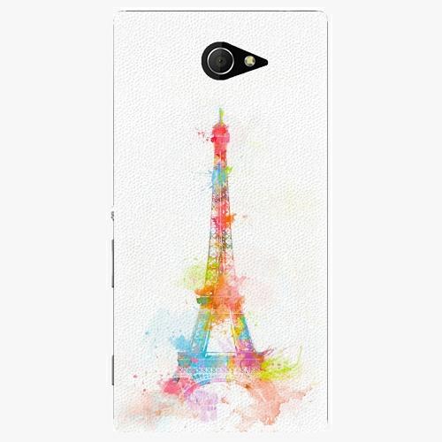 Plastový kryt iSaprio - Eiffel Tower - Sony Xperia M2