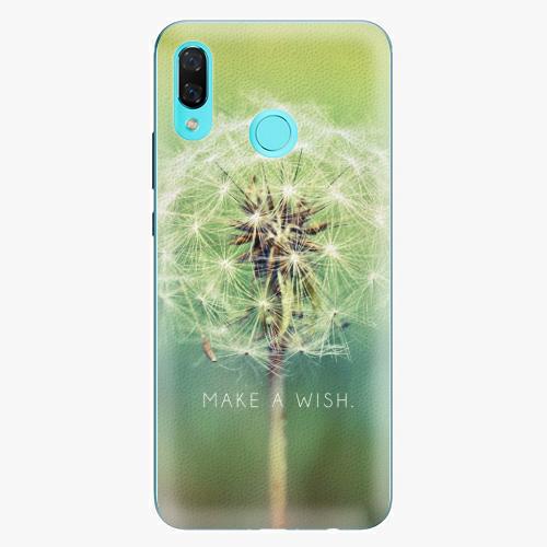 Plastový kryt iSaprio - Wish - Huawei Nova 3