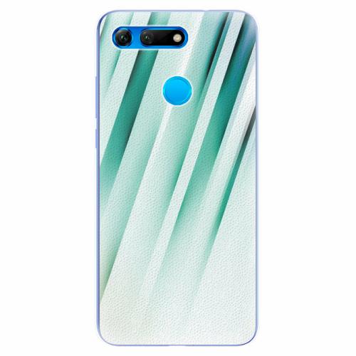 Silikonové pouzdro iSaprio - Stripes of Glass - Huawei Honor View 20