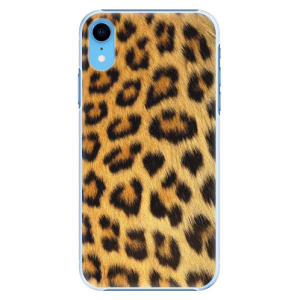 Plastové pouzdro iSaprio - Jaguar Skin - iPhone XR