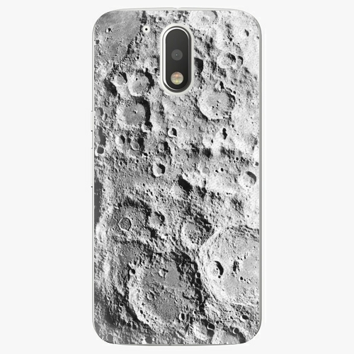Plastový kryt iSaprio - Moon Surface - Lenovo Moto G4 / G4 Plus