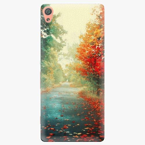 Plastový kryt iSaprio - Autumn 03 - Sony Xperia XA