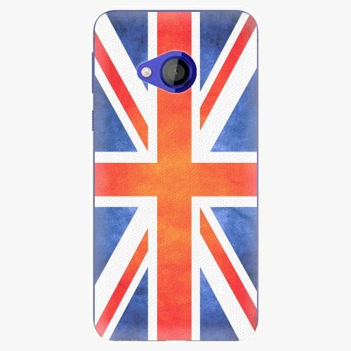 Plastový kryt iSaprio - UK Flag - HTC U Play