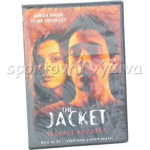 DVD The Jacket - Svěrací kazajka