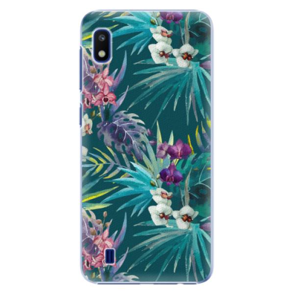 Plastové pouzdro iSaprio - Tropical Blue 01 - Samsung Galaxy A10