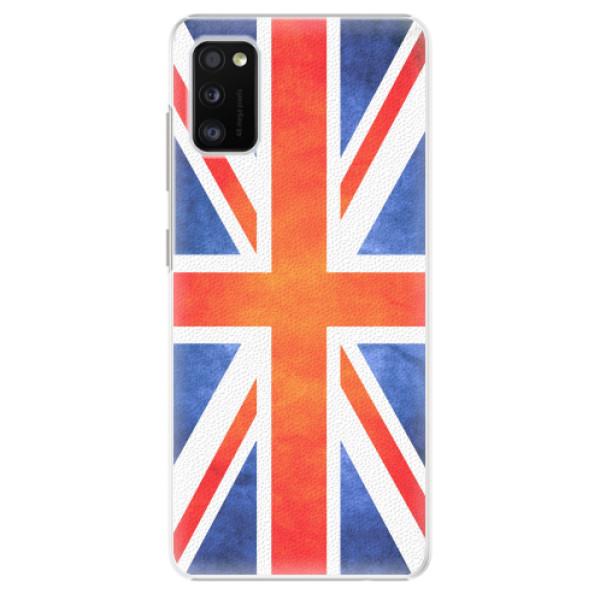 Plastové pouzdro iSaprio - UK Flag - Samsung Galaxy A41